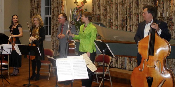 Bedford Chamber Concerts