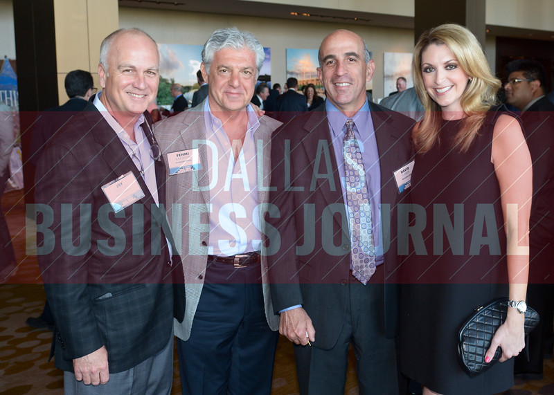 Jay Grogan, Fehmi Karahan, David Laner and Victoria Snee.