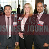 Art ramirez, Kara Coursey and Billy Senegal from Best Real Estate Deals sponsor, CF Accountants and Consultants.