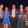 The Fannie Mae Regional Office was presented the best Suburban Office award from Bret Robertson, second from left, of presenting sponsor CF Accountants & Consultants.