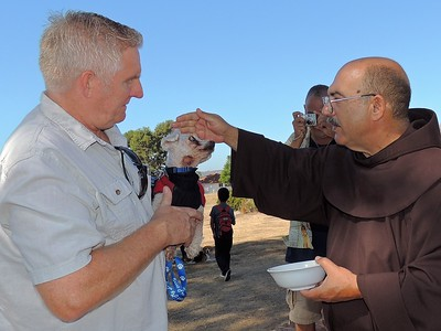 10-01-16 Blessing of the Animals