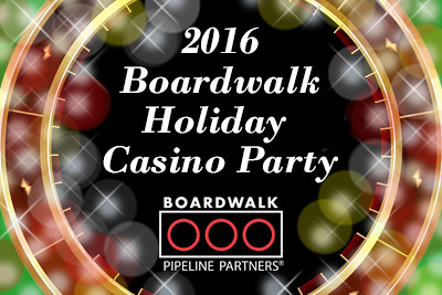 Boardwalk Holiday Party - December 2, 2016