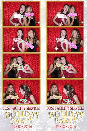 Boss Facility Services Holiday Party
