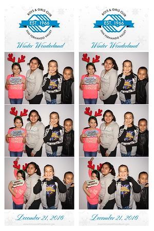 Boy and Girls Club of San Fernando Valley's Winter Wonderland