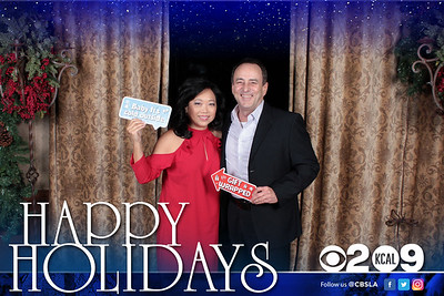 CBS Holiday Party - 12/18/2016