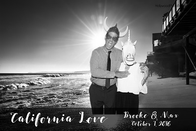 California Love - Brooke & Max - 10/1/2016