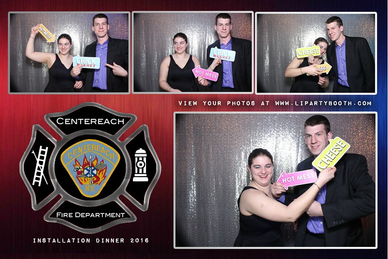 Centereach Fire Department 2016 Installation Dinner