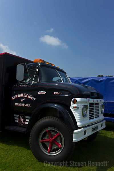 Ford Recovery Truck