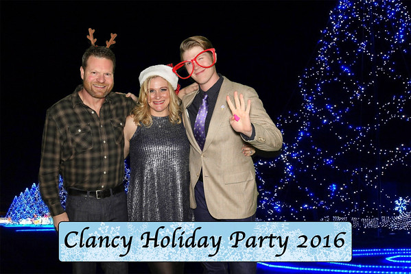 Clancy Holiday Party 2016 - 12/10/2016