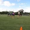 100 metre race
