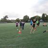 400 metre finishers