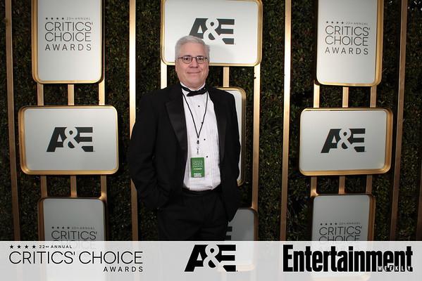 Critics Choice Awards December 2016 - 12/11/2016