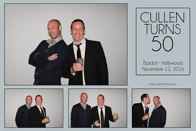 Cullens 50th