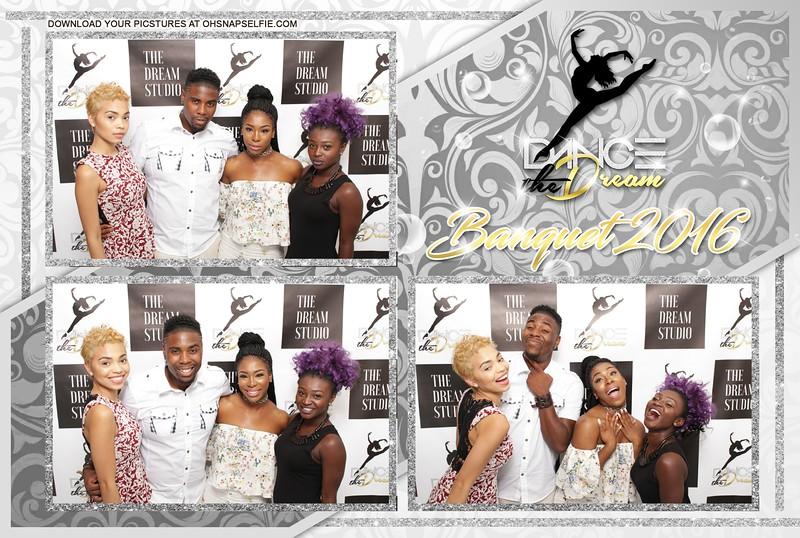 Dance the Dream Banquet 2016 Aug 14