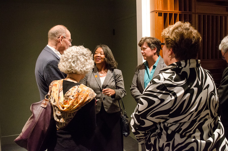 The Alumni Association presents Dr. David Dror '66 Lecture and Award Presentation held Ciminelli Recital Hall in Rockwell Hall