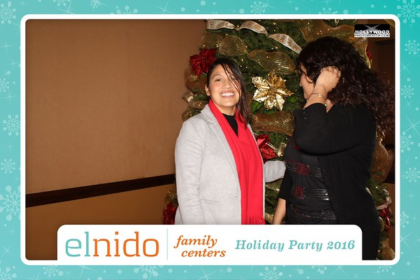 El Nido Family Centers Holiday Party 2016
