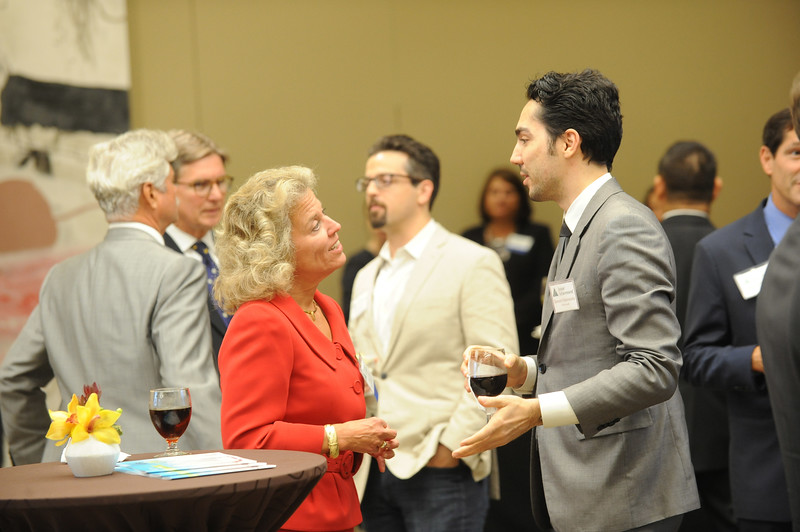 JA Entrepreneurs Reception, September 7, 2016