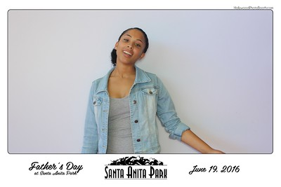 Father's Day at Santa Anita Park