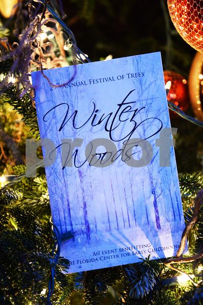 Festival of Trees Winter Woods