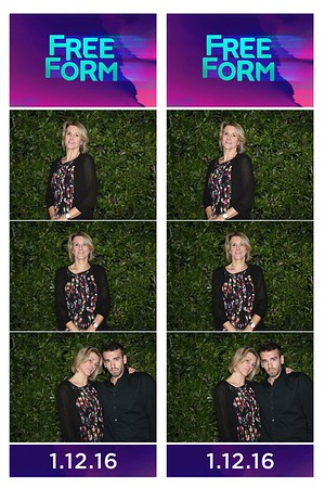 Freeform Launch Party