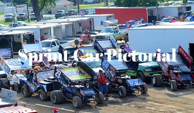 Fremont Speedway 6-11-16 Legends Night