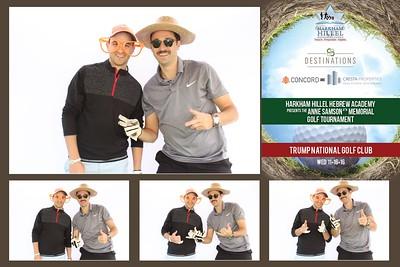Harkham Hillel Hebrew Academy Presents the Anne Samson Memorial Golf Tournament