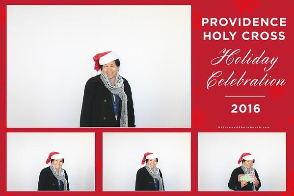 Holy Cross Holiday Celebration