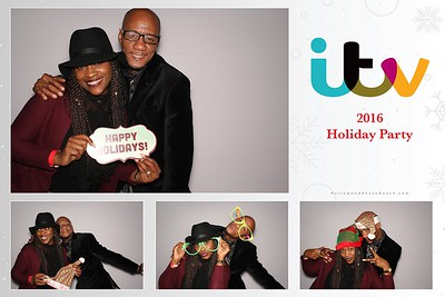 ITV 2016 Holiday Party