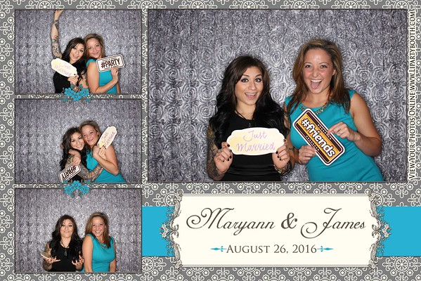 James & Maryann's Wedding