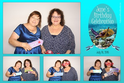 Jane's Birthday Celebration