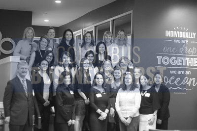 January 25, 2017 Top Women Reception @COhatch