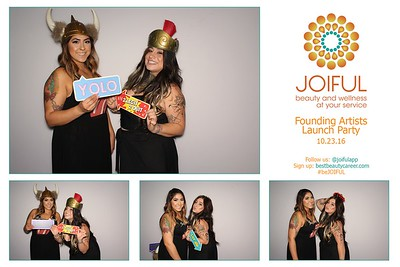Joiful Launch Party