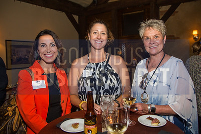 July 12, 2017 - Top Women Reception hosted by The Refectory