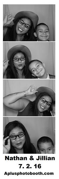 Jillian and Nathan's Wedding 7-2-16