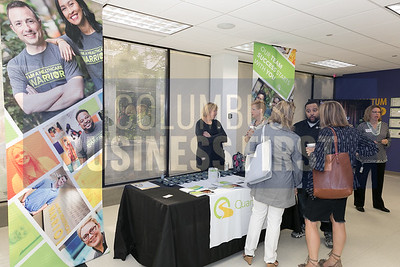 July 28, 2017 Breakfast with Business First @ Quantum Health