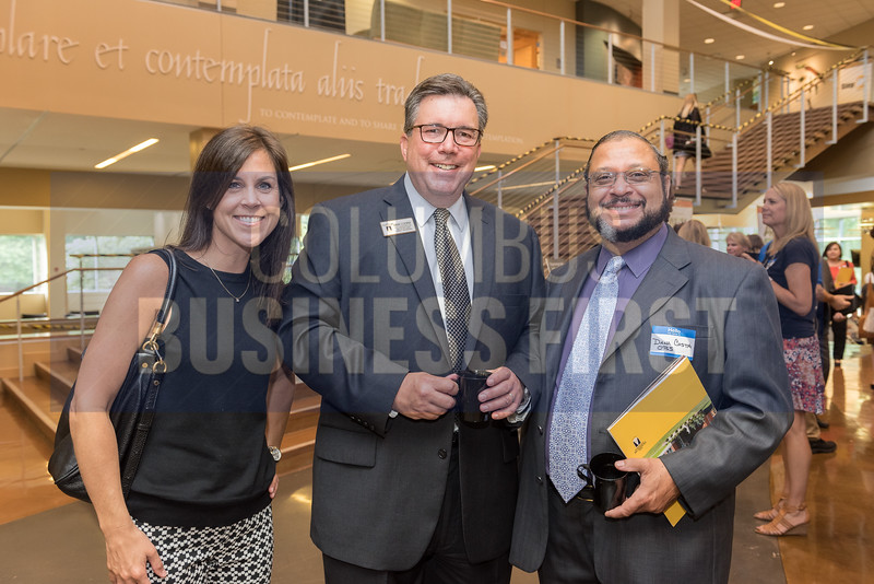 June 16, 2017 Breakfast with Business First @Ohio Domincan University & the Conway Center for Family Business
