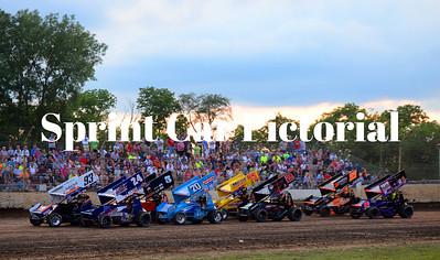 Kokomo Speedway  07-22-23-16 Dirt Classic