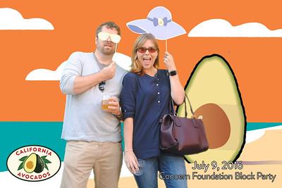 LA Magazine/California Avocados/Concern Foundation