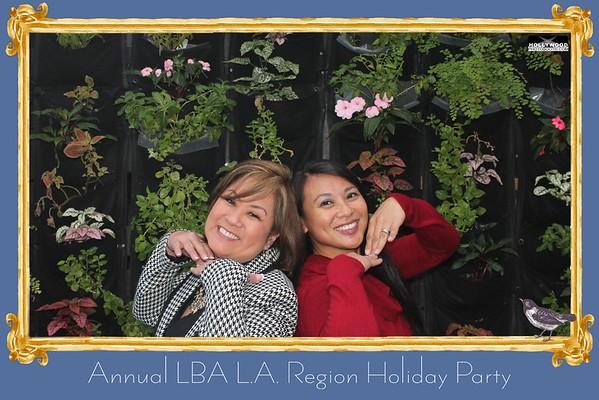 LBA L.A Region Holiday Party