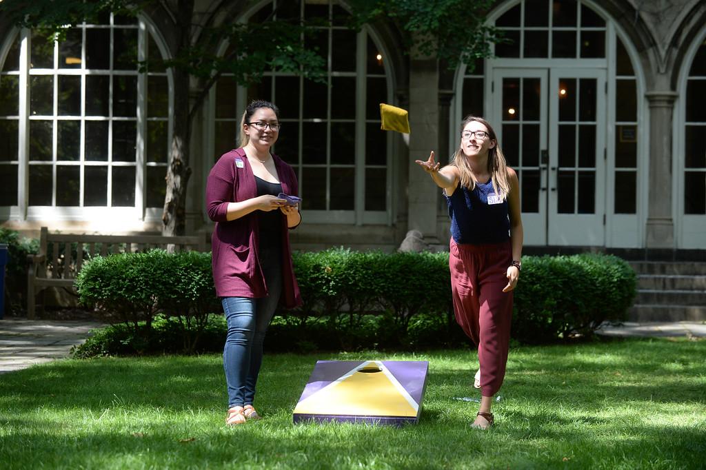 LSSAC Staff Appreciation Picnic, July 22, 2016