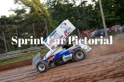 Lernerville Speedway  07-19-16 Don Martin Memorial - Silver Cup