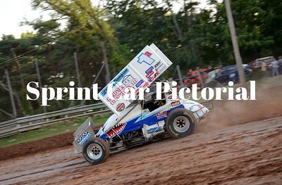 Lernerville Speedway  07-19-16 Don Martin Memorial - Silver Cup