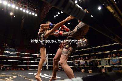 MMA: NOV 18 Lion Fight 33