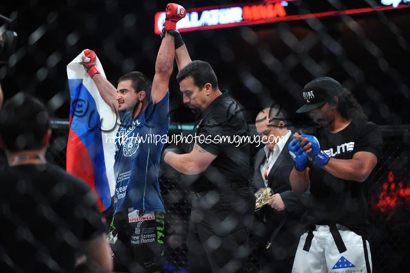 MMA: APR 22 Bellator 153