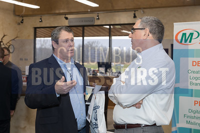 March 31, 2017 Breakfast with Business First at Black Wing Shooting Center