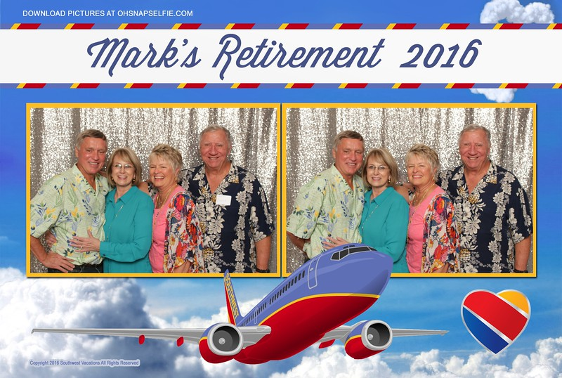 Marks Retirement Party Sept 17, 2016
