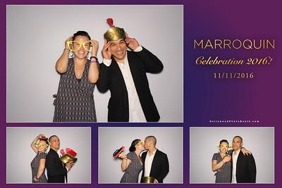 Marroquin Celebration 2016 - 11/11/2016