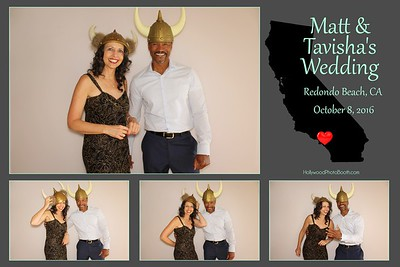 Matt and Tavisha's Wedding