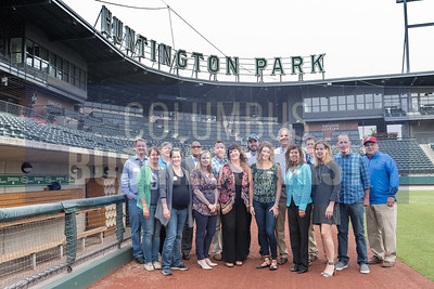 May 10, 2017 CBF Insider's Club reception @Columbus Clippers