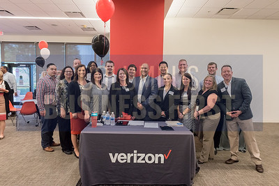 May 19, 2017 Breakfast with Business First @ Verizon Wireless